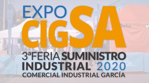 Comercial Industrial García celebra su 3ª Feria de Suministro Industrial